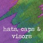 hats caps visors